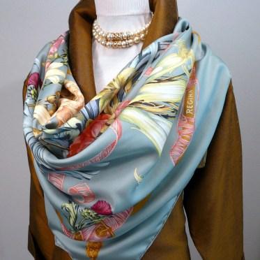 Regina Hermes Scarf, NOW $349