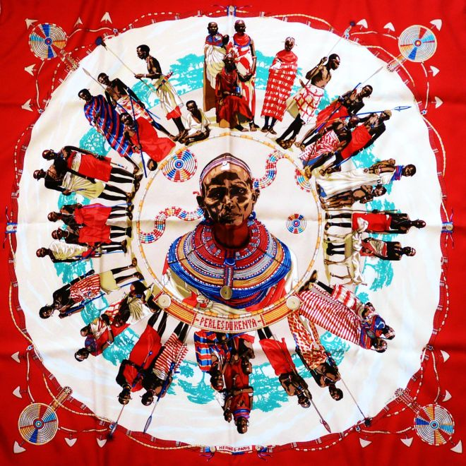 Perles du Kenya, Dimitri Rybaltchenko, 1997