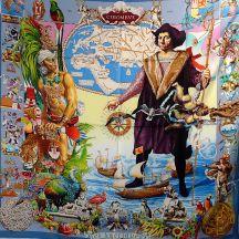 Les Ameriques Colombus HERMES Oliver 1992