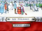 Promenades de Paris Les Tuileries HERMES Close Up