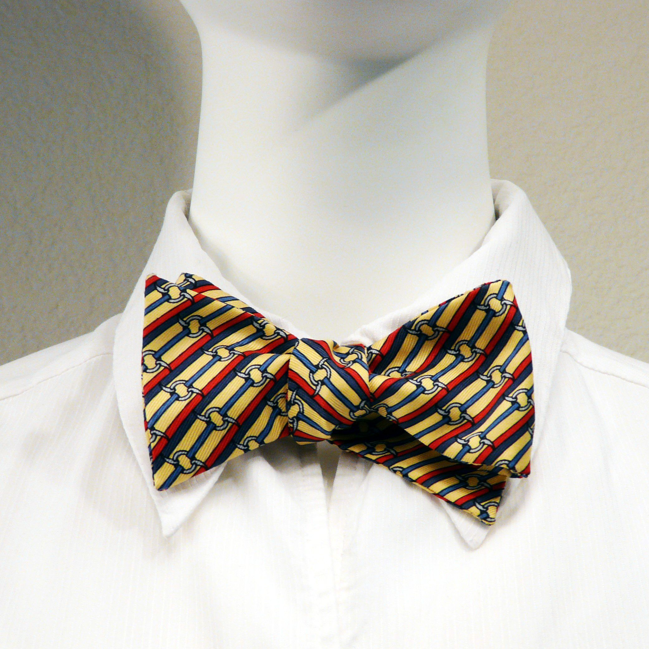 Hermes adjustable Vintage Bowtie