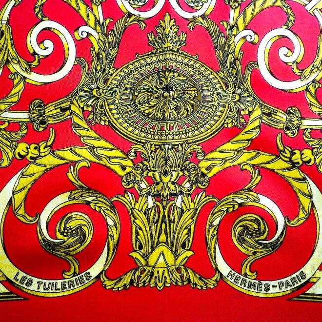 les-tuileries-hermes-silk-scarf-red-3