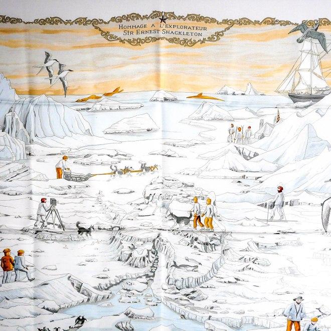 hommage-a-lexplorateur-sir-ernest-shackleton-hermes-silk-scarf-pink-3