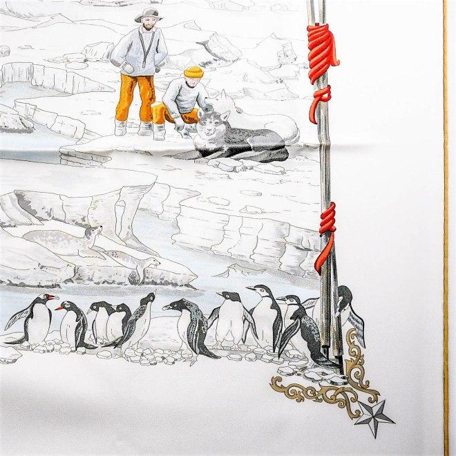 hommage-a-lexplorateur-sir-ernest-shackleton-hermes-silk-scarf-pink-4