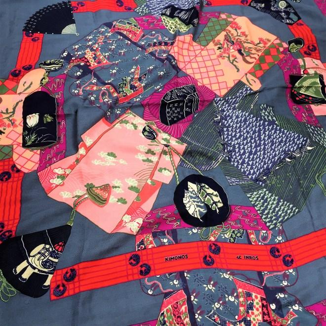 Kimonos et Inros GM