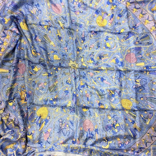 L'Aimable Autorisation du Lalshai Dalpatbhai Institute of Indology HERMES 140 Silk