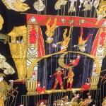 Les Temps des Marionnettes HERMES Silk Scarf