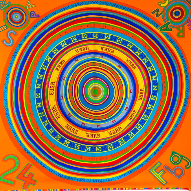 Tohu Bohu HERMES Silk Scarf_-4