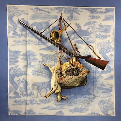 Where to authenticate hermes scarf