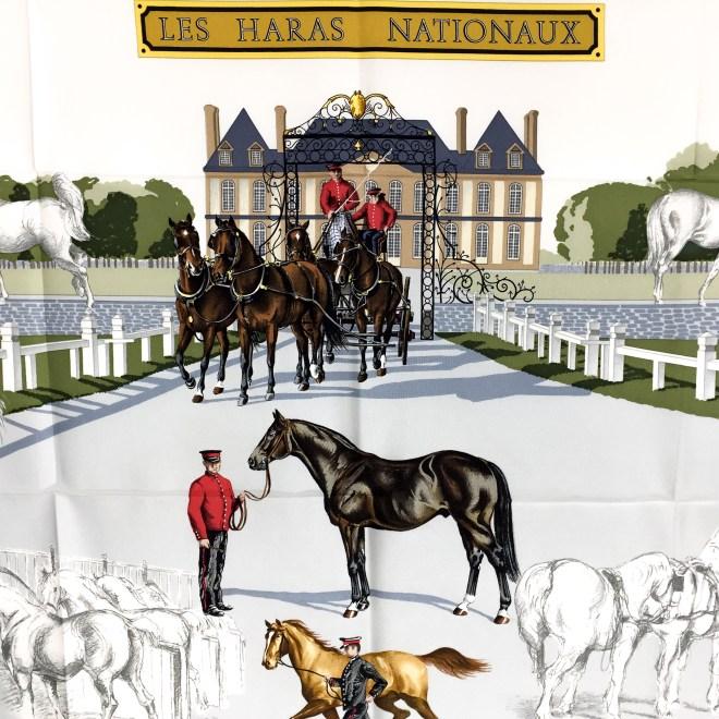 Les Haras Nationaux Hermes Silk Scarf_ (2).jpg