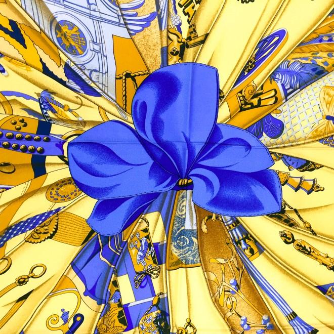 Hermes Silk Scarf Soleil de Soie UNWORN-12