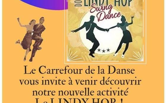 NOUVEAU !!! Le LINDY HOP au Carrefour de la Danse !!