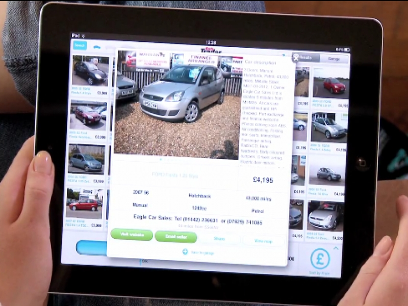 2017 New Auto Models Auto Trader Launches New Ipad App Aol Cars Uk