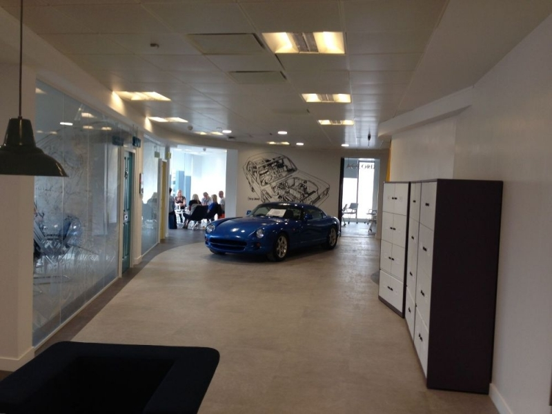 2017 New Auto Models Manchester Office The Tvr Auto Trader Uk Office Photo Glassdoor