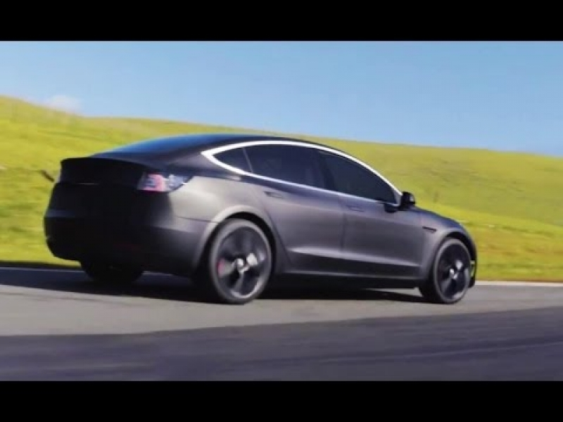 2017 Tesla Model 3 2017 Tesla Model 3 Interior Exterior Youtube