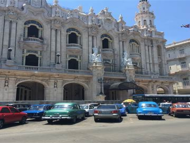 Cars In The News Voices Cuba39s Vintage Cars Are Cool But Not Their Exhaust Nbc News
