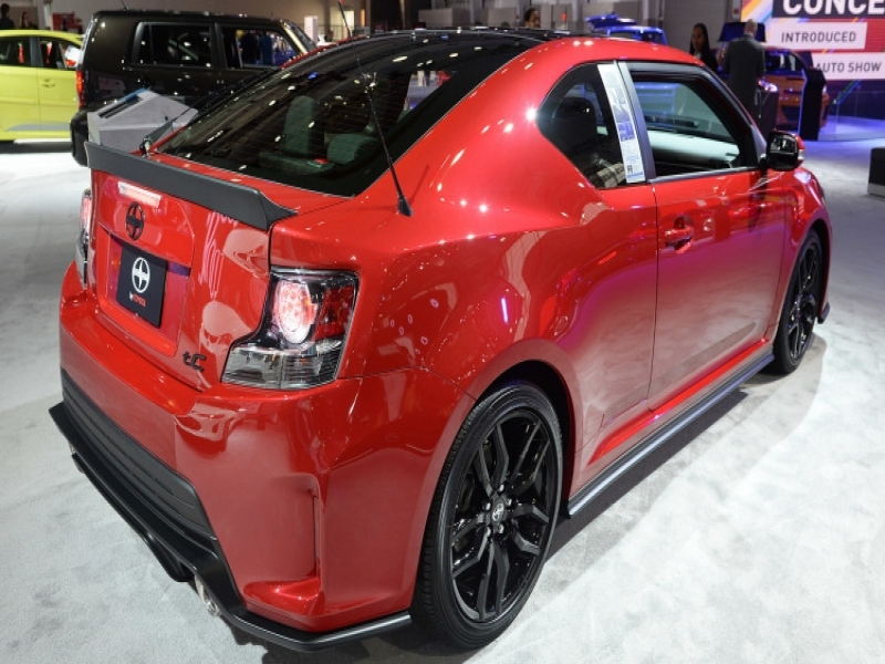 CES 2016 Car Audio Scion Tc Release Series 100 Is A Limited Edition Sayonara Autoblog