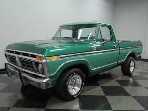 Classic Cars 1977 1977 Ford F 100 Streetside Classics The Nation39s Top