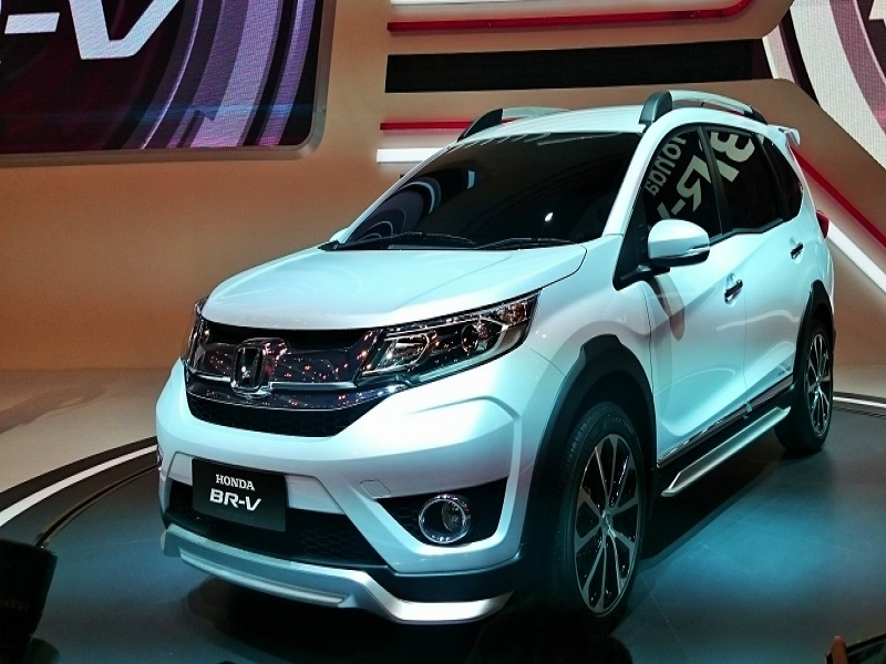 Latest New Car Prices In Malaysia	 2016 Honda Br V Unveiled In Indonesia Motor Trader Car News