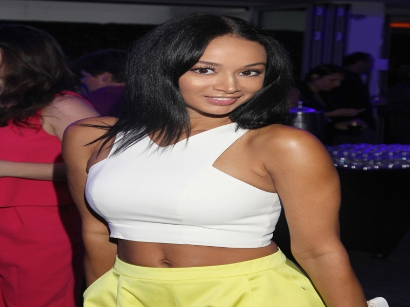 LeftLaneNews Draya Michele Pictures 4moms Car Seat Launch Event