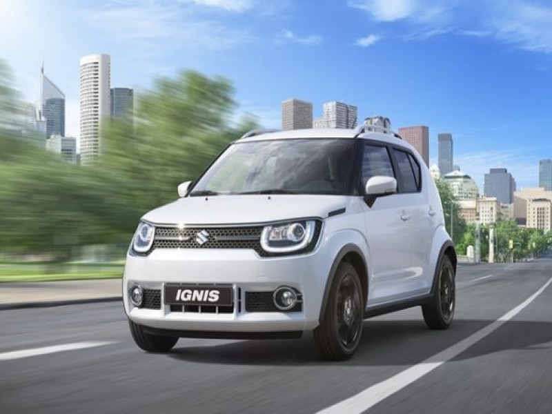 Maruti Suzuki Upcoming Diesel Cars Maruti Suzuki To Launch Ignis In A Music Concert On 13th January