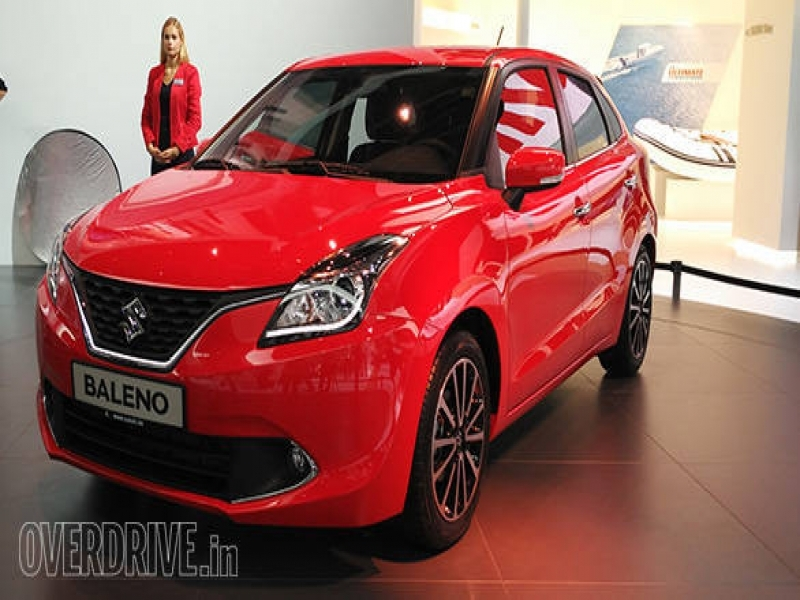 Maruti Suzuki Upcoming Diesel Cars Maruti Suzuki To Launch The Baleno Hatchback In India On October