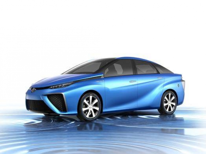 Maruti Upcoming New Cars Toyota To Unveil Hydrogen Fuel Cell Vehicle Concept Cars Nbc News