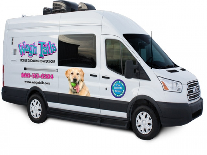 Mobile Vans Official Website Driven To Groom Mobile Pet Grooming Van Truck And Trailer Conversions