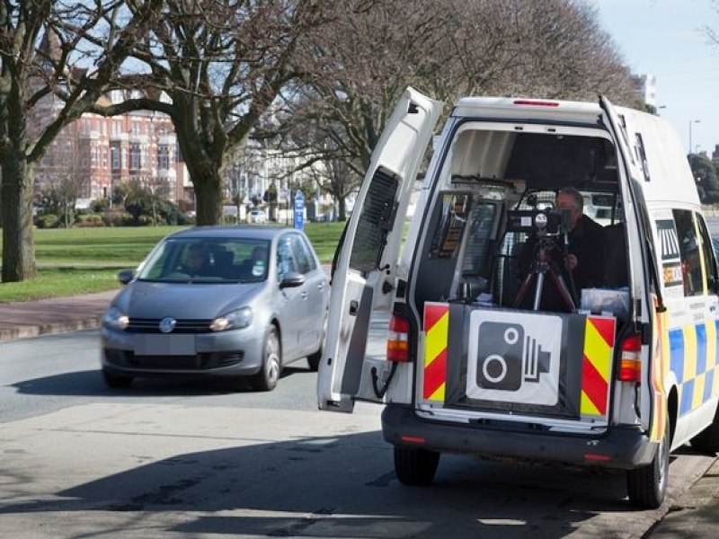 Mobile Vans Official Website Mobile Speed Cameras Now Set To Catch You If You39re On Phone Or
