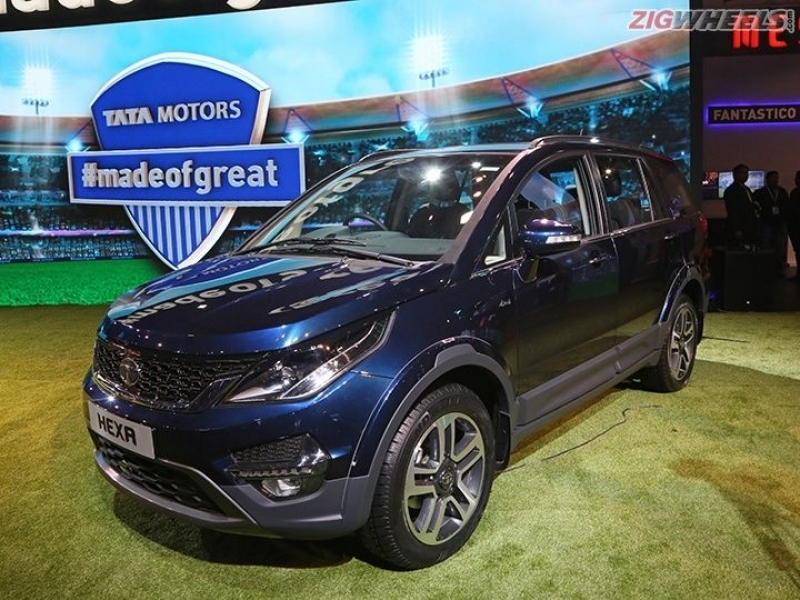 New Car Launches 2017 Tata To Launch Four New Vehicles In Next 12 Months Zigwheels