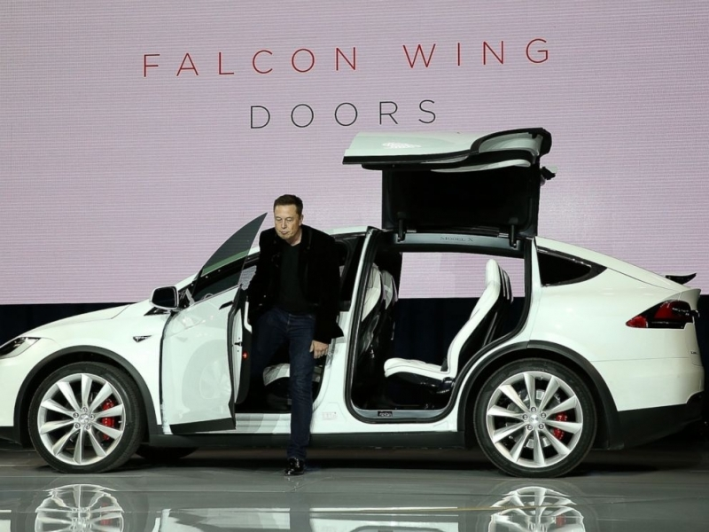 New Tesla Model 3 Tesla Prepares To Show Off Its Affordable Model 3 Sedan Abc News
