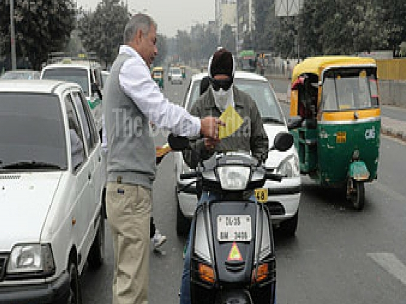 Number Of Cars On Road And Pollution Introduction Meet Ravi Kalra The No Honking Man Of India Who Works Tirelessly
