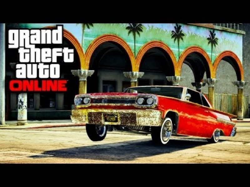 Online New Car  Gta 5 Hipster Dlc Update 7 New Cars Weapons Heists Amp More In
