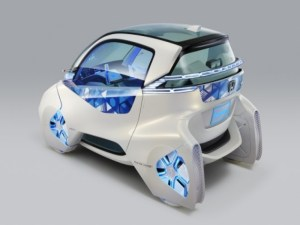 Release Of Vehicle Form Information Honda Microcommuter Concept Outsmarts The Smart