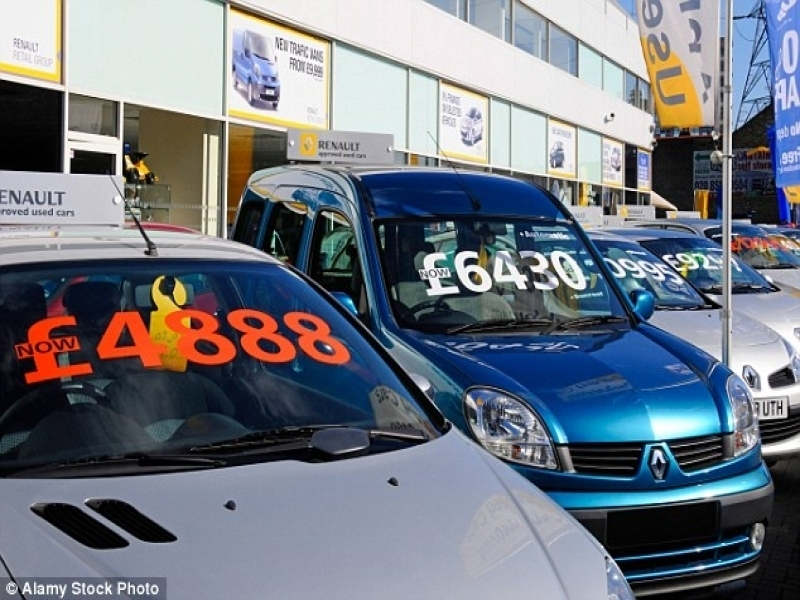 Used Car Prices Uk Uk Used Car Prices More Than Half Of Buyers Pay Asking Price For A