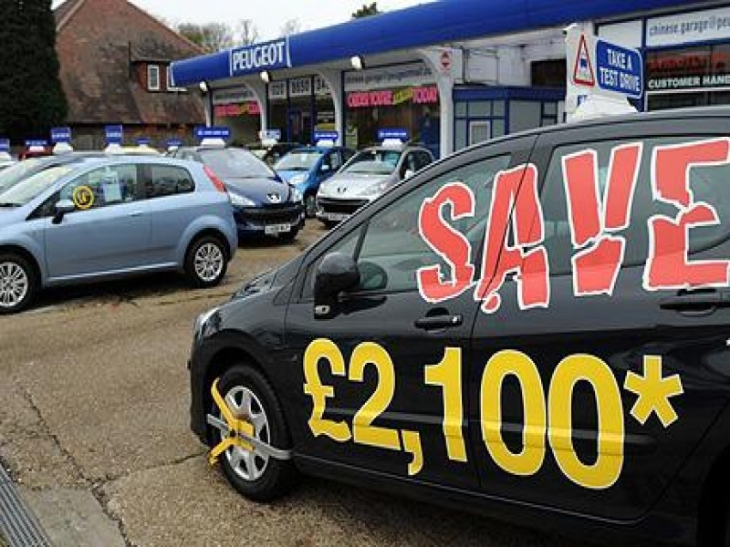 Used Car Prices Uk Used Car Prices On The Rise Carresearch