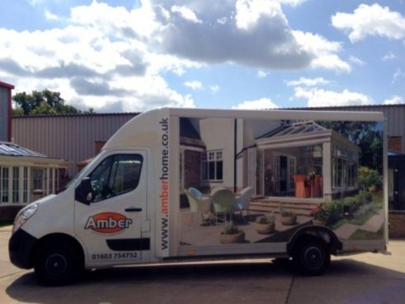 Vans Press Release Holden Renault Has Supplied Amber Homes With A New Renault Box Van
