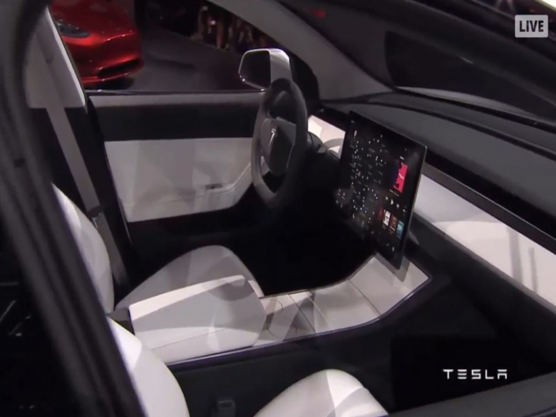When Are New Cars Released Tesla Model 3 Announced Release Set For 2017 Price Starts At
