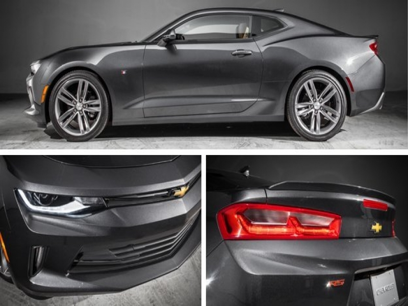 2016 Chevrolet Camaro 2016 Chevrolet Camaro Official Photos And Info News Car And Driver