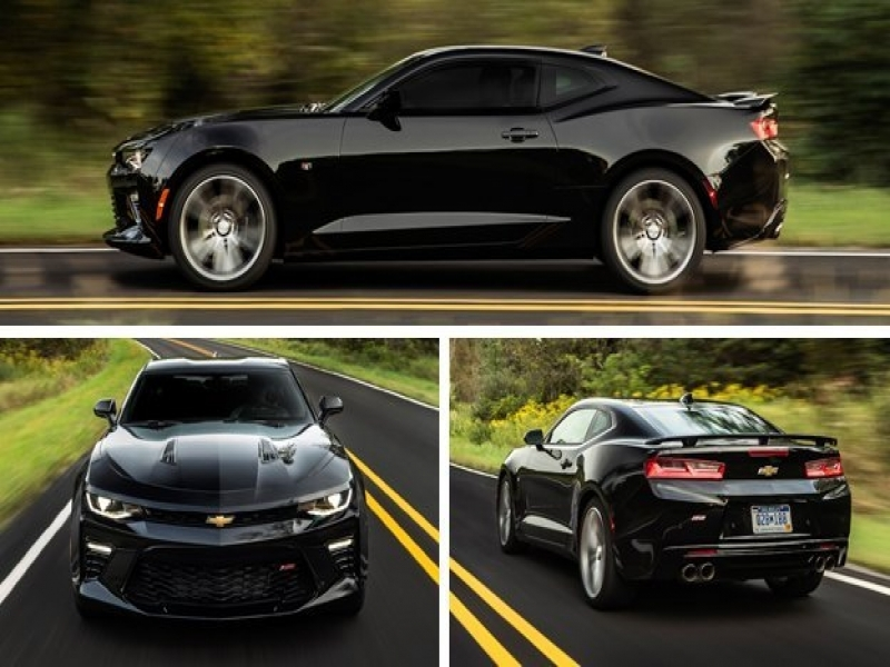 2016 Chevrolet Camaro 2016 Chevrolet Camaro Ss Manual First Drive Review Car And Driver
