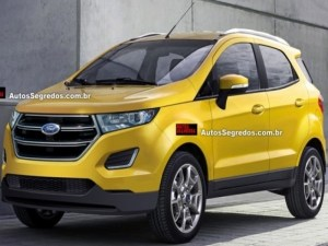 2017 New Car Models In India All New Ford Ecosport Expected To Launch 2017 Latest Car News