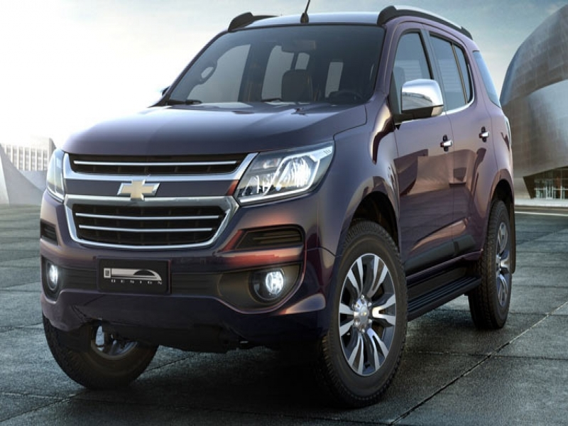 2017 Suvs Coming Out Facelifted Holden Colorado 7 Coming As New Trailblazer Suv To