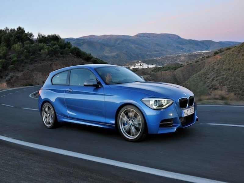 BMW UK Cars Road Test Bmw M135i Aol Cars Uk