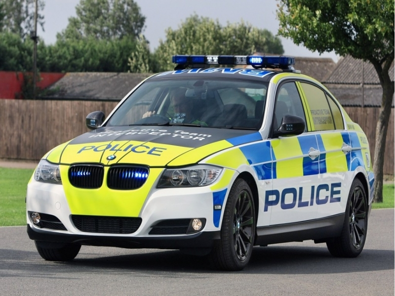 BMW UK Cars Uk Criminals Delight New Bmw Police Cars Unveiled