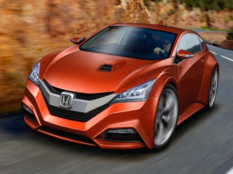 New Autos 2016 Honda Sports Cars	 Honda Crz Sportscar Honda Crz Review
