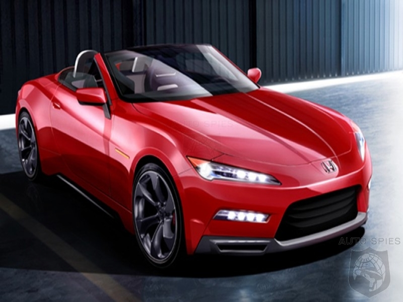 New Autos 2016 Honda Sports Cars	 Honda To Celebrate 70th Anniversary With New S2000 Sports Car