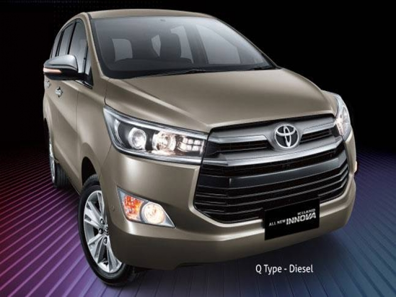 Toyota New Car Launch In India 2016 Toyota Innova Launched At Guangzhou Auto Show India Launch
