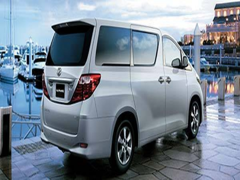 Toyota Philippines Toyota Motor Philippines Launches New Alphard Minivan Topgearph
