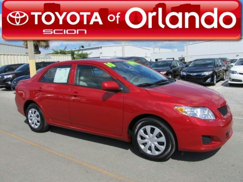 Toyota Used Cars For Sale Used Cars For Sale Orlando Toyota Of Orlando