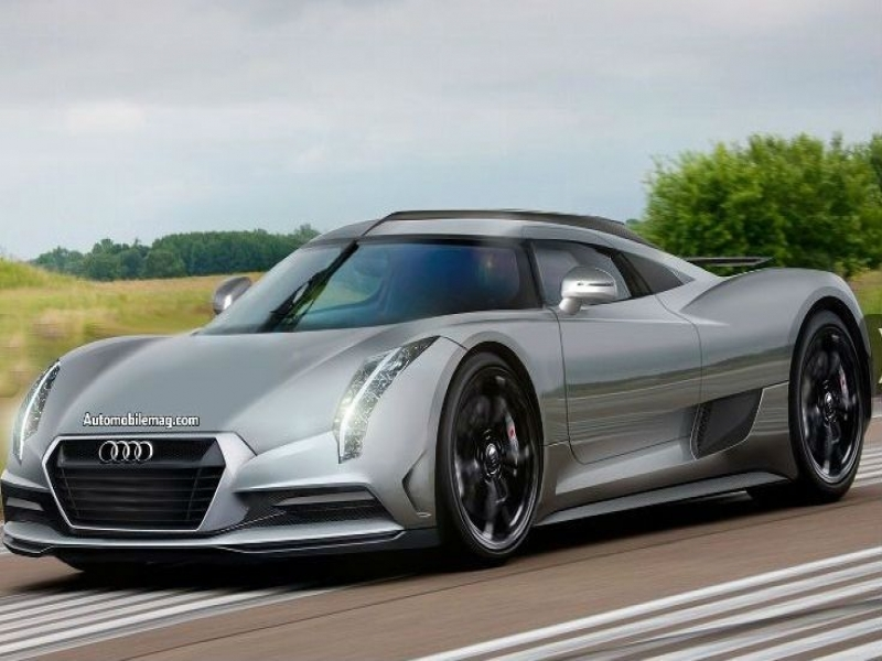 Audi Latest Cars Models Audi R20 To Become The New Flagship Model Of The Company 2016